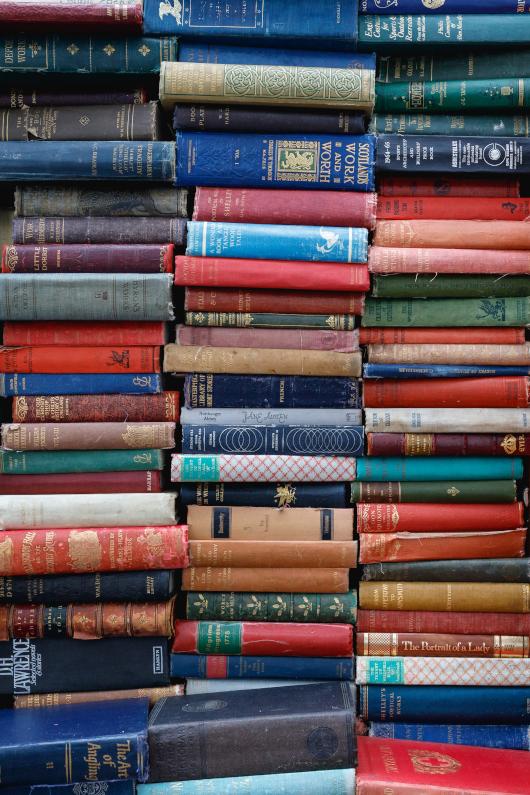 Jakie książki kupujemy w skupie?